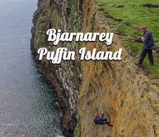 Adventure Exploration | Bjarnarey Puffin Island
