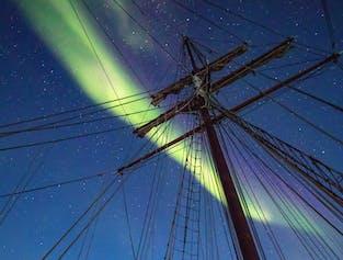 Reykjavik Sailboat Experience | Winter Nights Adventure