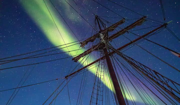 Прогулка на паруснике   Ночные огни и северные сияния