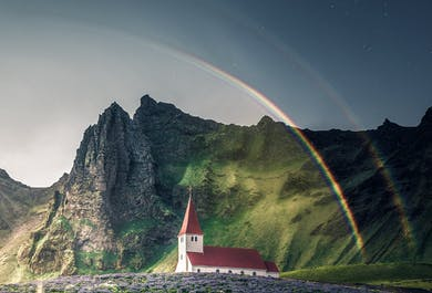 Romantic Escape by Guide to Iceland | Take Loved Ones to Glaciers and Volcanoes in a 2-day Trip