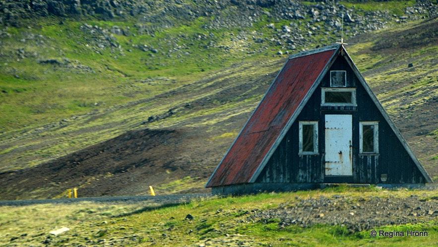 Fróðárheiði heath in Snæfellsnes
