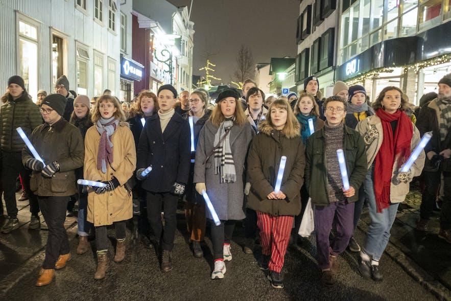 Reykjavik Peace Walk