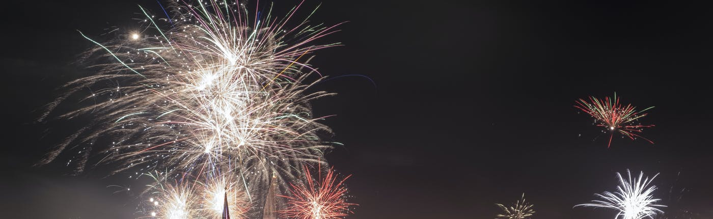 Fire works 2018/19