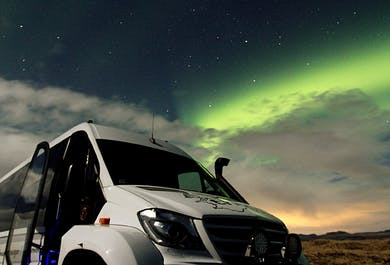Northern Lights Tour in Super Jeeps