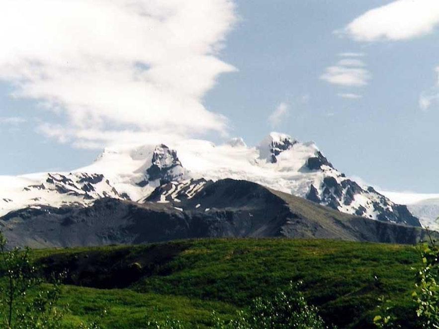 冰島最高峰