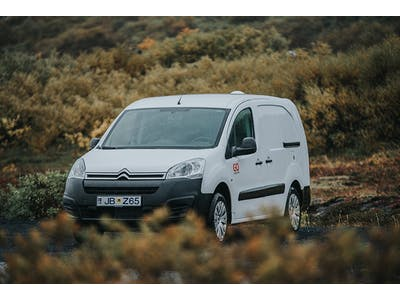 Renault Kangoo or Citroen Berlingo 2017