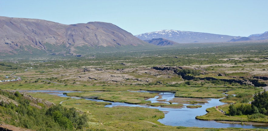冰島Skjaldbreidur山