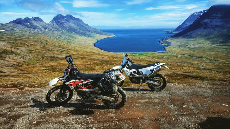 Is it is possible to travel around the whole of Iceland on a motorcycle, and if so, what are the best times of year to do so? Read on to find out all you need to know about a motorbike adventure in Iceland.