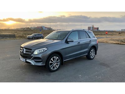 Mercedes Benz GLE 2018