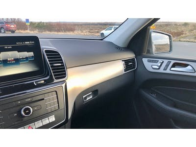 Mercedes Benz GLE 2018