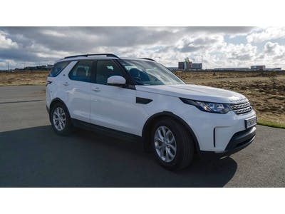 Land Rover Discovery 4x4 - 7 seats 2017