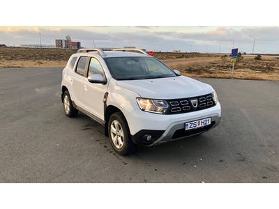 Dacia Duster 4x4 (2018-2019) 2018