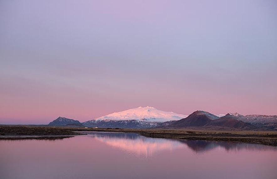 冰島斯奈山半島旅遊巴士一日遊推薦