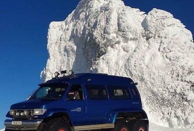 Tour en Super Jeep al volcán Eyjafjallajökull