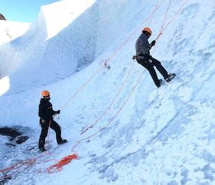 Private Ice Climbing Tour on Solheimajokull glacier