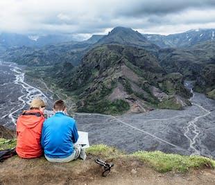 Thorsmörk Superjeep-Tour, ab Südisland   Abholung ab Reykjavik verfügbar