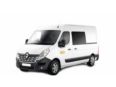 Renault Master Automatic 2018