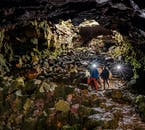 Visit a Lava Tunnel on this Private Day Tour.