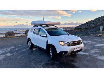 Dacia Duster 4x4 + Roof Tent 2019
