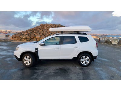Dacia Duster + Roof Tent 2019