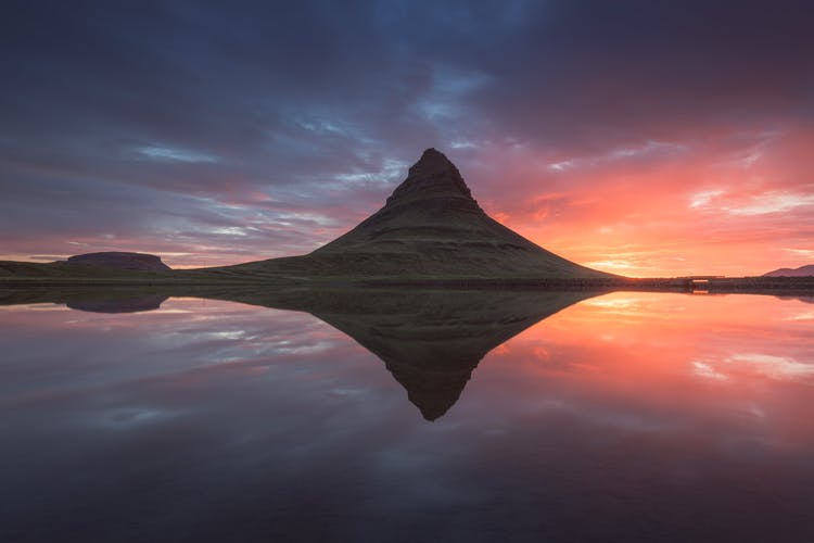 Kirkjufell is Iceland's most photographed mountain and it's easy to see why.