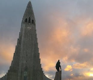 Self-Guided Audio Walking Tour of Reykjavik | Main sights & Hidden Spots