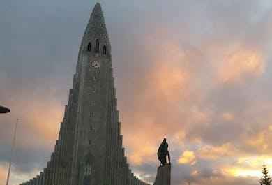 Self-Guided Audio Walking Tour of Reykjavik   Main sights & Hidden Spots