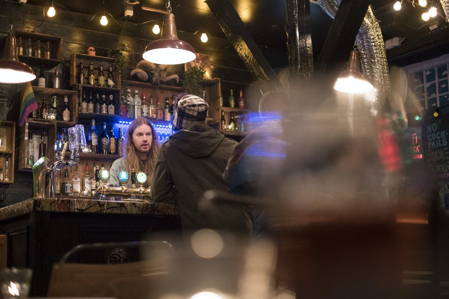 Húrra - Bar mit vielen Veranstaltungen, Konzerten und Shows