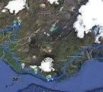 3-tägige Eishöhlen-Tour für kleines Budget | Golden Circle & Süden mit Gletscherwanderung