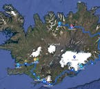 Travel the Ring Road from Reykjavík to Akureyri as see the South Coast, Mývatn and the Eastfjords.