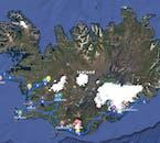 Wybierz się na zimowe wakacje na Islandii i spędź kilka dni pośród niesamowitych krajobrazów.