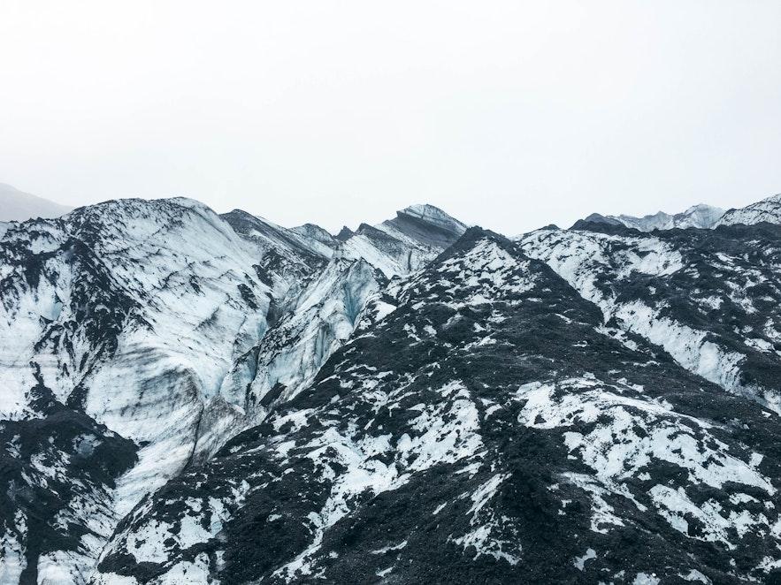 冰島索爾黑馬冰川健行推薦