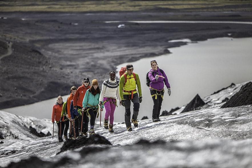 索爾黑馬冰川自駕抵達旅行團推薦