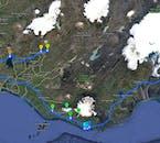 サマーパッケージ7日間 氷河湖とインサイド・ザ・ボルケーノ