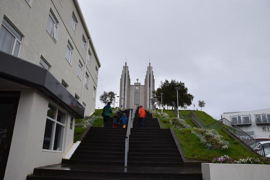 アークレイリの教会