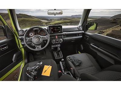 Suzuki Jimny 4x4 Automatic NEW 2019