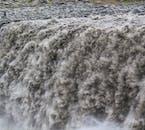 Powerful Icelandic Waterfall.