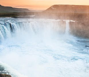 Private Diamond Circle Tour in North Iceland | Visit Dettifoss and Lake Mývatn
