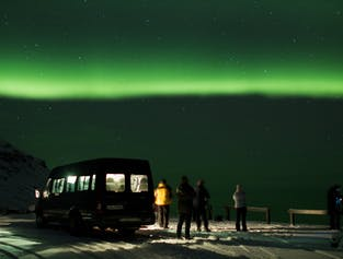 Luxury Private Northern Lights Tour from Reykjavik