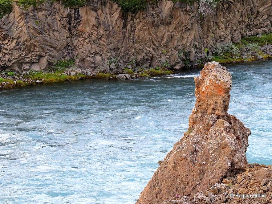 Skjálfandafljót river