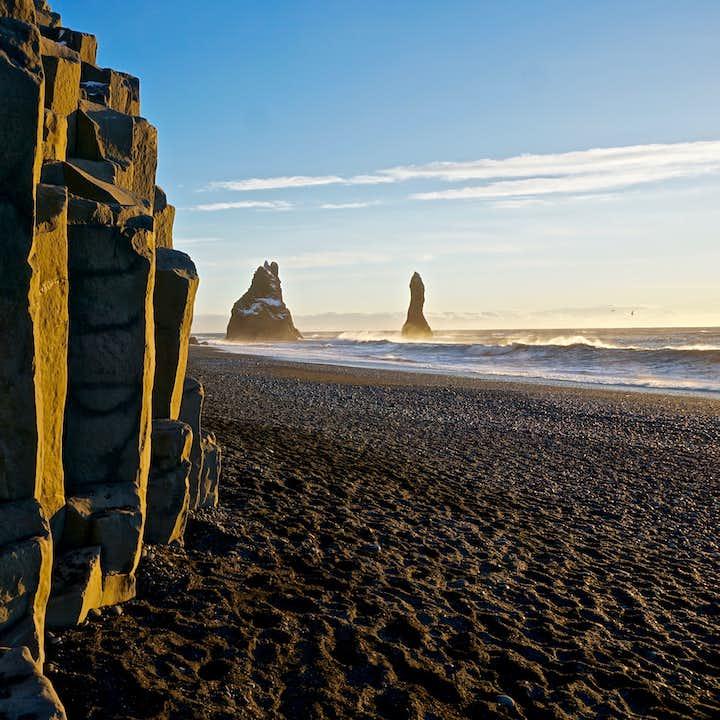 冰岛南岸一日游|私人包车包团