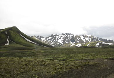 Icelandic Highlands in the Winter | Super Jeep Tour to Landmannalaugar