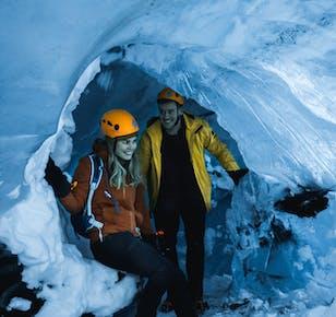 ถ้ำน้ำแข็งสีฟ้าคริสตัล | ซูเปอร์จี๊ปจากโจกุลซาลอน