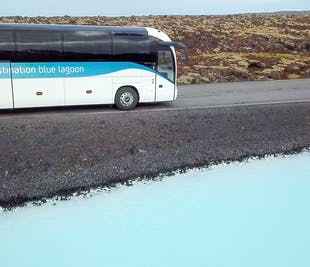 Transfert retour simple | Du Blue Lagoon vers Reykjavik