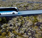블루라군에서 레이캬비크까지 버스편