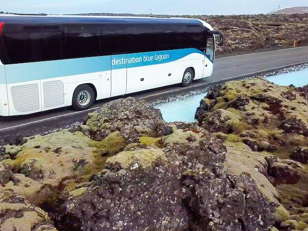 Destination Blue Lagoon