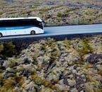 Des histoires folkloriques islandaises racontent l'histoire de gens vivant dans les formations rocheuses de lave à travers la campagne.