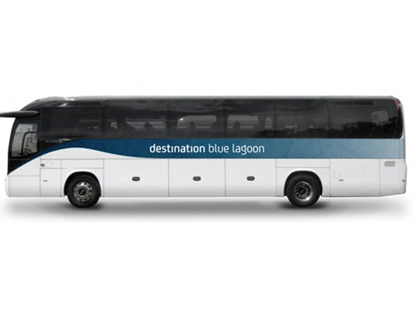 Destination Blue Lagoon