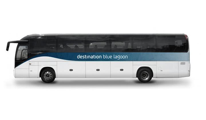 Трансфер в одну сторону    Голубая лагуна — аэропорт Кефлавика