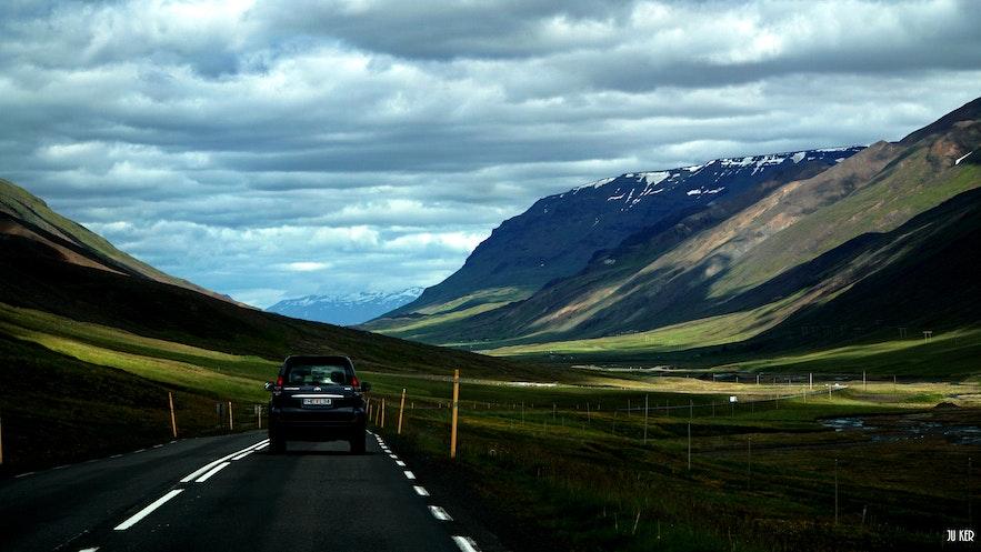 autotour en Islande : la liberté !